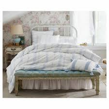 details about simply shabby chic blue gray damask reversible 2 piece twin comforter set