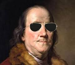 blind benjamin franklin the imaginative conservative  of wigs and the incident the kite the key and the lightning bolt i m afraid i have never been impressed or attracted to benjamin franklin