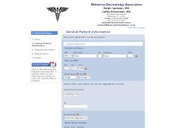 Patient Registration Form Patient Marketing PatientStudio 18