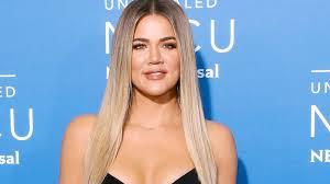 Khloe kardashian's latest swim collection stretches up to 4 sizes. Khloe Kardashian Confirms Pregnancy Expecting A Baby With Tristan Thompson Abc News