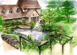 Small Picture 110 best Garden Design Drawings images on Pinterest Landscape