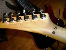 hamer slammer series guitar californian Hammer Slammer Guitar Pickup Wiring Diagram For necks of the californians from usa and the 3 generations of imports