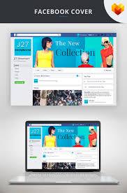 Fashion Designer Facebook App Fashion Store Facebook Cover Psd Social Media