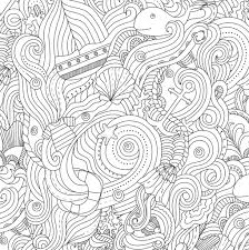 Ocean Color Page Ocean Coloring Pages
