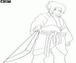 Naruto Coloring Pages Printable Games