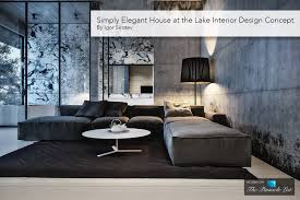 home concepts interior design. simply elegant house at the lake interior design concept by igor sirotev home concepts e