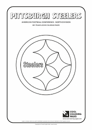 now football team logos coloring pages nfl cool teams