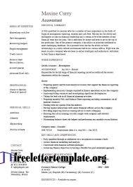 Accounting Resume Samples Beauteous Account Resume Samples Accountant Resume Account Manager Cv Samples