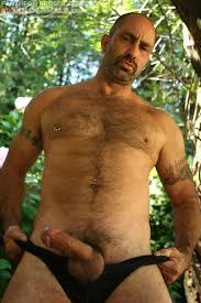 Gay porn bear piercing