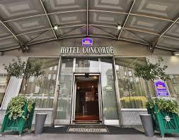 Hotel Concorde Hotels European Political Science Association