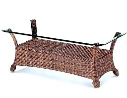 rattan round coffee table wicker rattan coffee tables large wicker coffee table square wicker coffee table