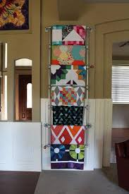 34 best Quilt Ladder images on Pinterest | Spaces, Bedroom and Candies & DIY Metal Quilt Ladder Adamdwight.com