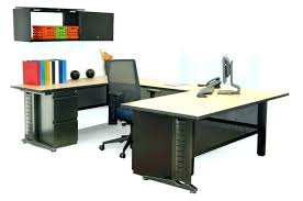 wrap around desk diy computer modern executive with regard to office t72