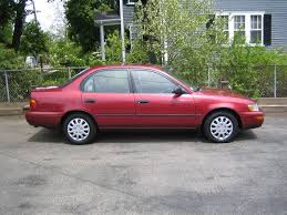 1994 Toyota Corolla - Information and photos - MOMENTcar