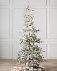 Frosted Alpine Balsam Fir Artificial Christmas Tree by Balsam Hill