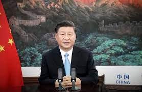 """رئيس الصين: على """"شنغهاي للتعاون"""" منع التدخل في شؤون المنطقة ودفع """"طالبان""""  لتشكيل حكومة معتدلة - RT Arabic"""