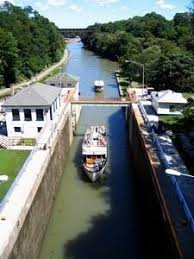 Image result for Today, the Erie Canal is used mostly by pleasure boaters