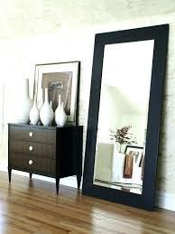 tall floor mirror. Tall Leaning Mirror Floor Cheap Mirrors Large Length Full . N