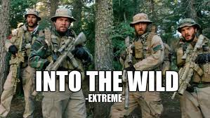 Lone Survivor As Into The Wild Extreme :d by fm_info - Meme Center via Relatably.com