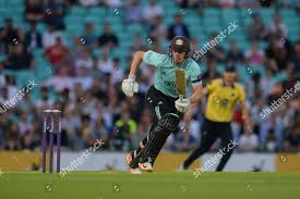 Moises Henriques Surrey batting during ...