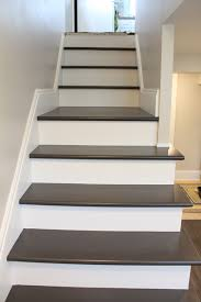 Amusing Best Paint For Stairs 64 About Remodel Home Decor Ideas Stair Tread  Painting Ideas