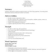 High School Resume Sample No Experience Resume Sample Source