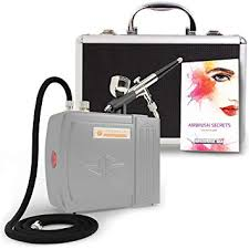 the plete airbrush makeup cosmetic and tattoo professional spray gun mini pressor kit for multi