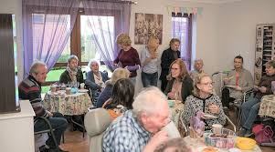 home opens innovative resident facilities