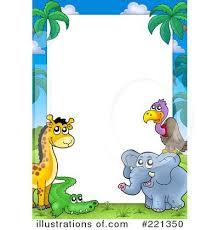 zoo animals clipart border. Exellent Clipart Zoo Animals Clipart Border On P