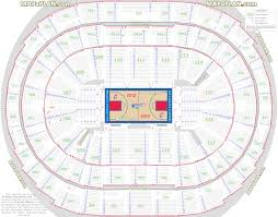 La Forum Seating Chart Concert Staples Center Seat Numbers Detailed Seating Chart La