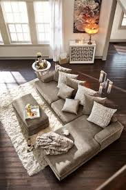 Tan Living Room Furniture 25 Best Ideas About Tan Sectional On Pinterest Rug Placement