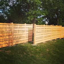 Diy Fence Diy Fence Made From Rough Cut Hemlock Horizontal Design