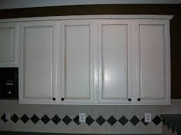 Existing Golden Oak Cabinets Sprayed With Custom Color Lacquer And