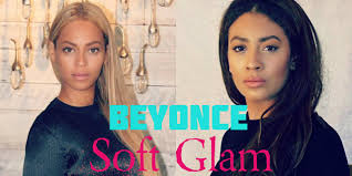 soft glam natural beyonce inspired makeup tutorial 2017 you