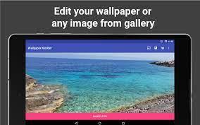 Wallpaper Editor Setter Saver ...