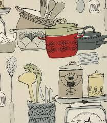 what a fab kitchen print