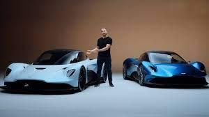 New Aston Martin Vanquish And Am Rb 003 Aston S Ferrari Killers Top Gear Youtube