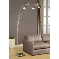 tree floor lamp in wade logan alisson 88 reviews wayfair architecture with metal shades target uk canada black base