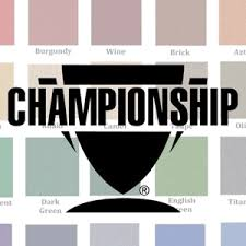 Cloth Color Charts D L Billiards