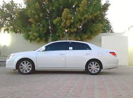 TOYOTA AVALON - Review and photos