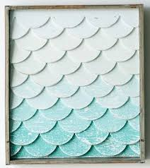 beach  on beach umbrella metal wall art with beach wall hangings sea shell wall decorations products on better