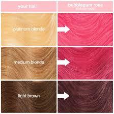 pink hair dye fashionarrow