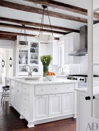 ... Marvellous Inspiration Rustic White Kitchen Cabinets Best 25 Kitchens  Ideas On Pinterest Chic