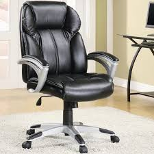 padded office chair. Delighful Padded Executive Ergonomic Plush Office Chair With Padded Arms Throughout Overstockcom