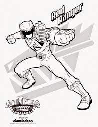 value power rangers lost galaxy coloring pages shining design free printable ranger for kids