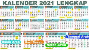 Ada bulan sebelumnya dan berikutnya untuk bulan ini; Kalender 2021 Full Dengan Peringatan Hari Besar Hari Jawa Neton Dan Bulan Arab Youtube