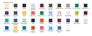 Port Authority Color Chart Port Authority Silk Touch Polo Ictus Limited