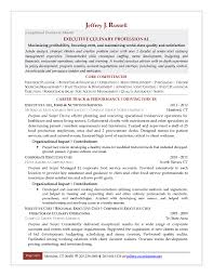 Chef Resume Template 14 Free Word Excel Pdf Psd Format Best