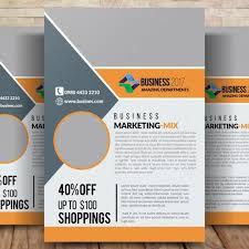 Marketing Flyers Templates Business Marketing Flyers Template For Free Download On Pngtree