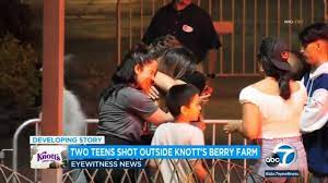 Shooting near Knott's Berry Farm sparks ...